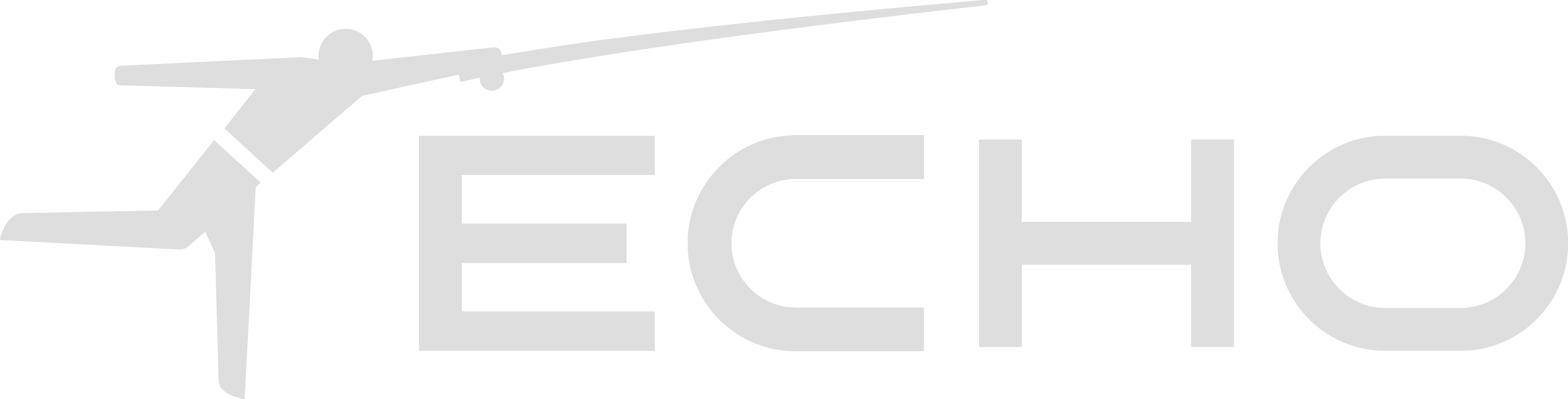 Echo Full Transparent white